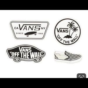 Vans sticker pack